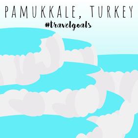 Pamukkale, Turkey