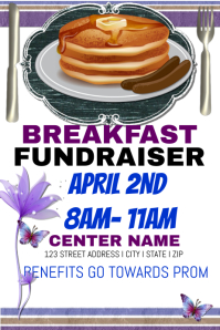 pancake breakfast event pancake breakfast fundraiser