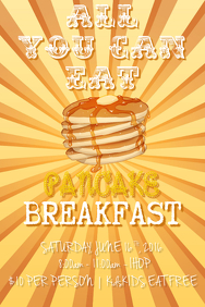 pancake fundraiser flyer ecza productoseb co
