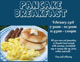 Pancake Feed