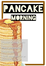 Pancake Morning