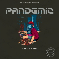 pandemic Musi Mixtape/Album Cover A