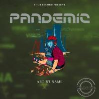 pandemic Musi Mixtape/Album Cover A