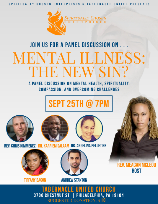 Panel Discussion: Mental Illness