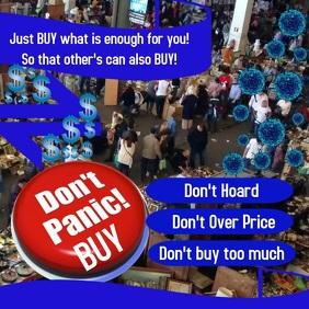 Panic Buying