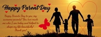 Parent Day Cover na Larawan ng Facebook template