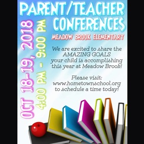 Parent/Teacher Conferences Video