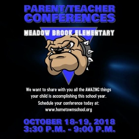 Parent/Teacher Conferences Video