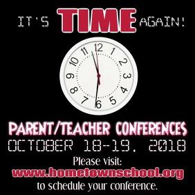 Parent/Teacher Video