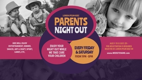 Parents Night Out Twitter Post