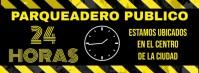 Parqueadero publico รูปภาพหน้าปก Facebook template