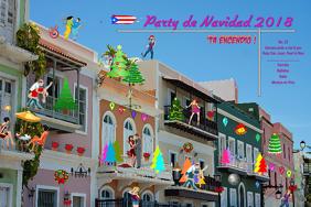 Parranda Party en Navidad