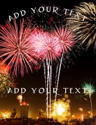 FREE!!! Party Announcement Invitation Design Template