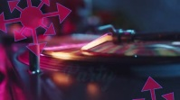 party Digital na Display (16:9) template
