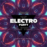 Party Electro GOA Electronic Music Sound Psychedelic Club