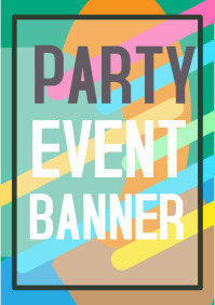 PARTY EVENT BANNER