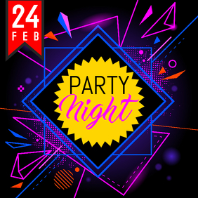 Party/Event Flyers