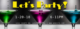 Party Faebook cover