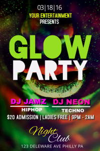 party flyers free templates