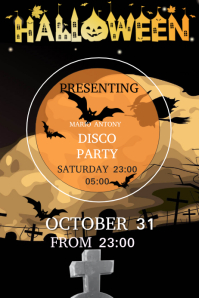 Party Poster template