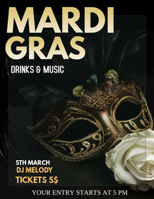 party flyer templates,mardi gras templates,event flyers