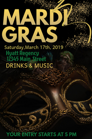 party flyer templates,mardi graspa templates,event flyers