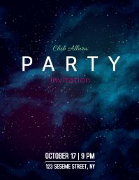 Party invitaton
