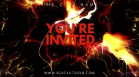 Party Night Event Slideshow Template