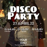 Disco Party Pop Event Dance Dancing Sexy Woman Club Video