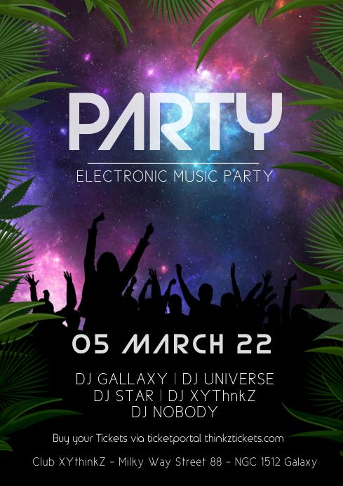 Party Outdoor Openair Festival EDM Electronic