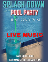 PARTY POOL PARTY