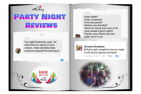 Party Reviews
