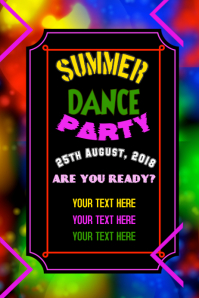 Party summer Flyer