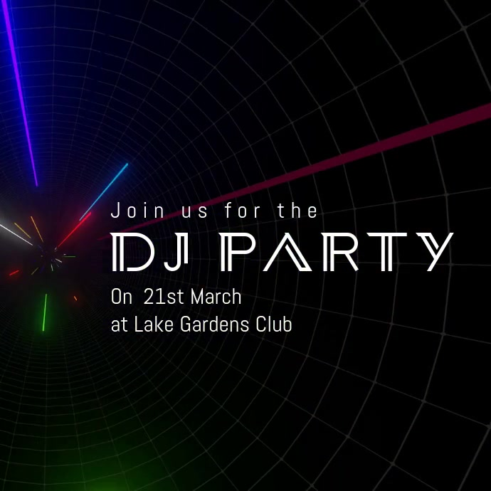 party template