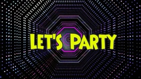 Party video Background