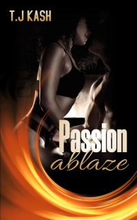 Passion ablaze Kindle/Book Covers template