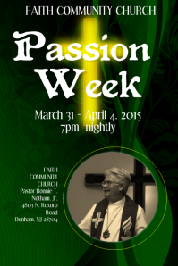 Passion Week