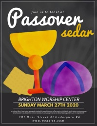 Passover sedar