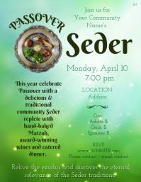 Passover Seder
