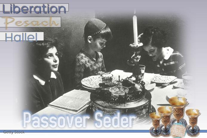 Passover Seder/Jewish Holiday