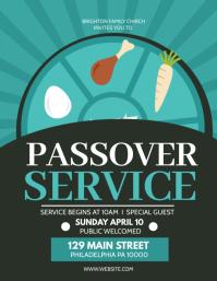 Passover Service