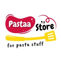 pasta restaurant food kitchen logo editable template