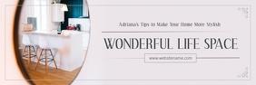 Pastel Blog Promotional Twitter Header