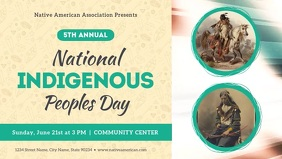 Pastel National Indigenous Peoples Day Facebo