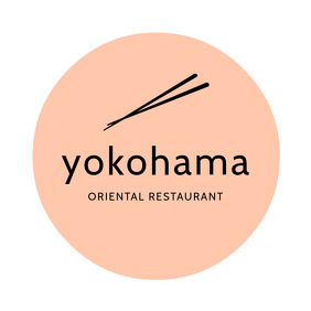 Pastel Oriental Restaurant Logo