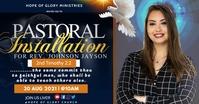 Pastor's appreciation Facebook Shared Image template