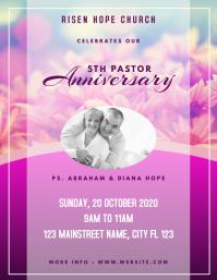Pastor Anniversary Celebration Service