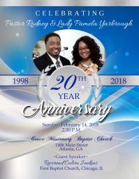 260 Pastor S Anniversary Customizable Design Templates