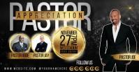 pastor appreciation SOCIAL MEDIA GRAPHICS Image partagée Facebook template