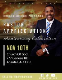 Pastor Apprieciation